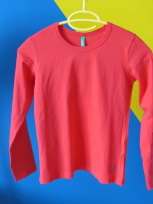 tee-shirt manches longues fille 8 ans