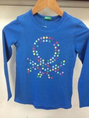 TEE SHIRT BENETTON ENFANT